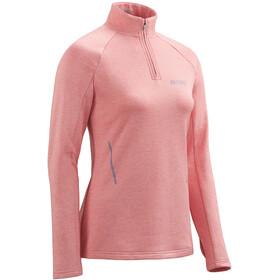 cep Winter Run LS Shirt Women, rosa